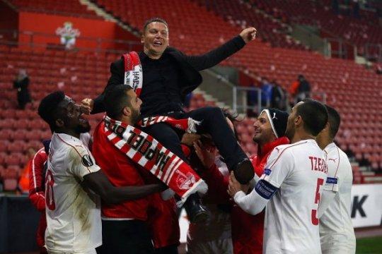 Liga Europa - Hasil dan klasemen Grup K, Be'er Sheva lolos bersama Sparta Praha
