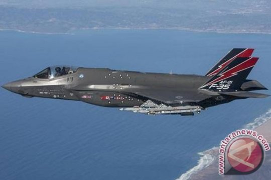 Pentagon: Pilot F-35 Turki tidak lagi terbang di pangkalan AS