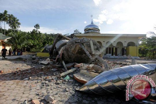 Baznas siap bangun masjid darurat di Lhok Pu`uk