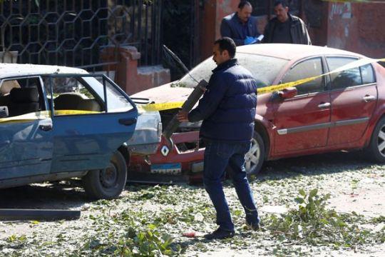 Tidak ada WI korban serangan bom di Mesir