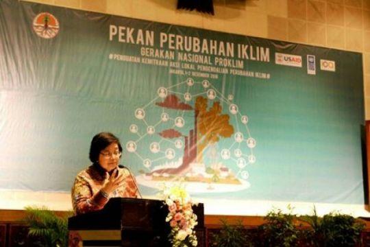 Menteri LHK: penurunan emisi untuk kesejahteraan rakyat