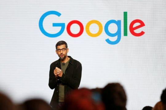 CEO Google jelaskan soal munculnya Trump dalam hasil pencarian kata idiot