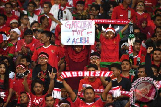 Polres Bogor beri pengamanan khusus suporter Thailand