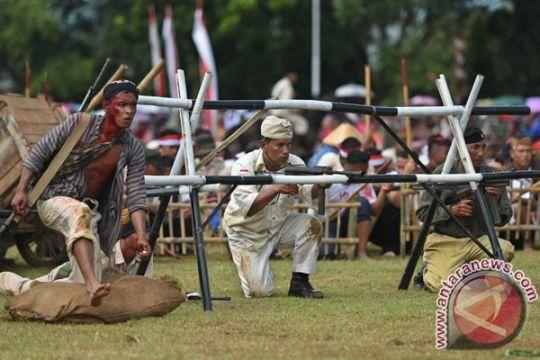 Kodim 1304/Gorontalo doa bersama Hari Juang Kartika
