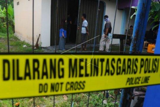 Terduga teroris di Palembang simpan senjata tajam khusus