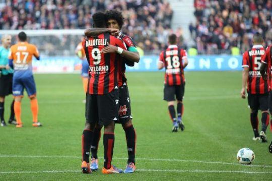 Balotelli cetak gol penentu kemenangan Nice atas Nantes
