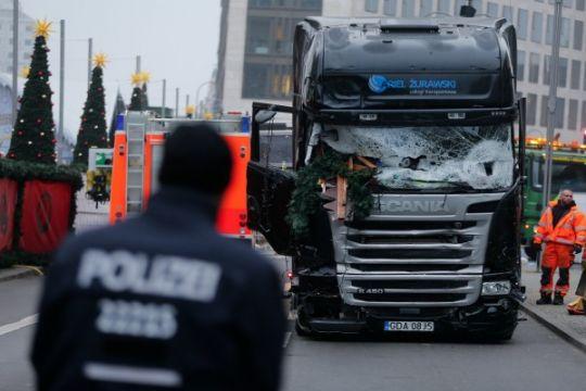 Polisi Jerman buru warga Tunisia terkait serangan Berlin
