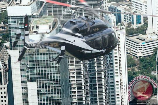 Whitesky tawarkan heli carter Jakarta-Bandung