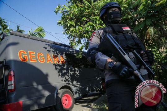 Delapan terduga teroris anggota JAD diciduk di Banten