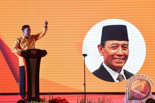 Wiranto puji pemerintahan Jokowi bekerja super cepat