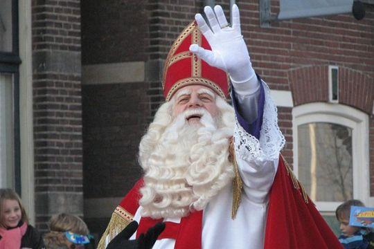 Sinterklas Palestina dilarang masuk Jerusalem untuk perayaan Natal