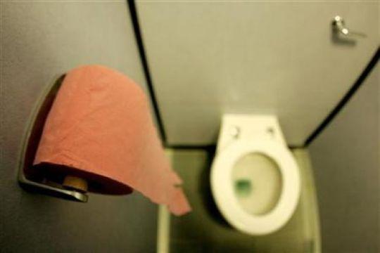 Di balik cara kerja toilet di pesawat