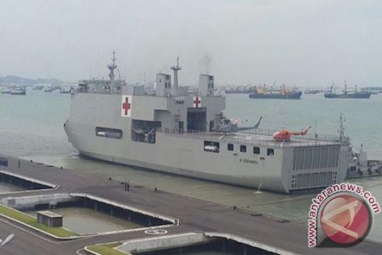 TNI pertimbangkan kapal rumah sakit ke Asmat