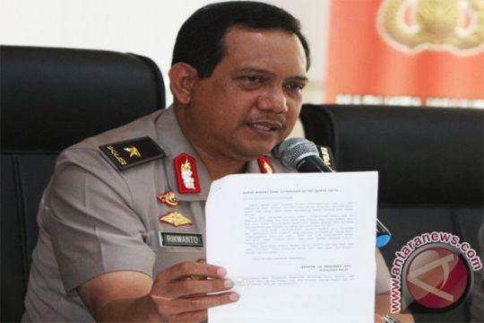 Polri sita suap Rp4,7 miliar untuk seleksi polisi 2015-2016
