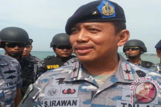 TNI AL gagalkan penyeludupan ratusan ton BBM ilegal