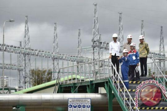 Empat capaian terbesar sektor energi era Jokowi