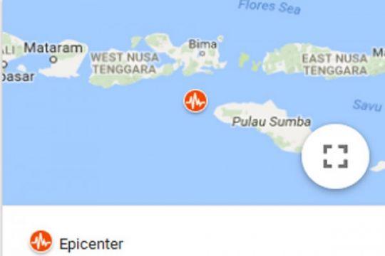 Gempa 4.6 SR guncang Sumba Barat Daya