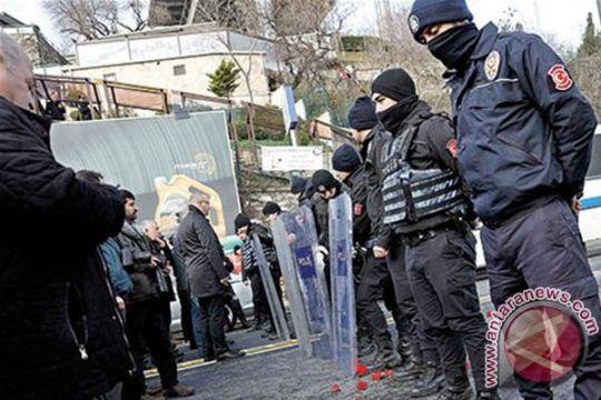 Polisi Turki tangkap 54 tersangka anggota ISIS di Istanbul