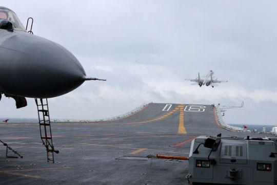 Kapal sipil dilarang lintasi Selat  Taiwan