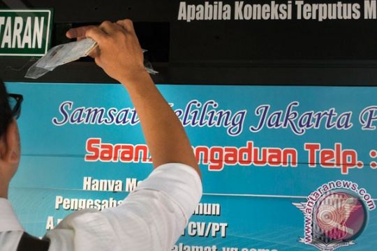 Padang berencana buka gerai Samsat di Mall