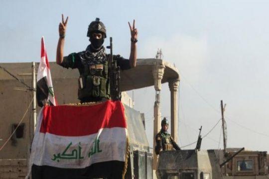 Pasukan Irak dekati benteng ISIS di Mosul