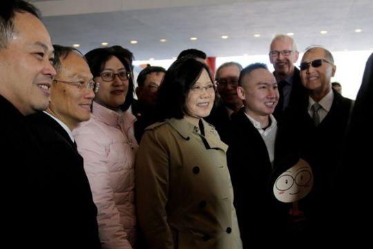"""Taiwan ingin """"secara bertahap"""" tuju perjanjian dagang bebas dengan AS"""