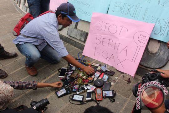 Tantangan dunia pers bikin jurnalis jadi salah satu profesi paling tidak dipercaya