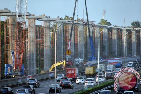 Wagub: pembangunan LRT akan selesai tepat waktu