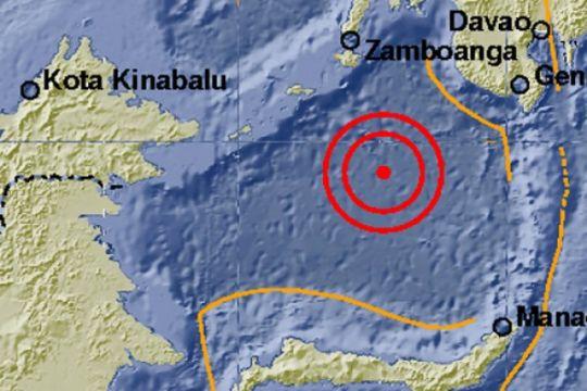 BMKG:  Gempa Talaud tak berpotensi tsunami