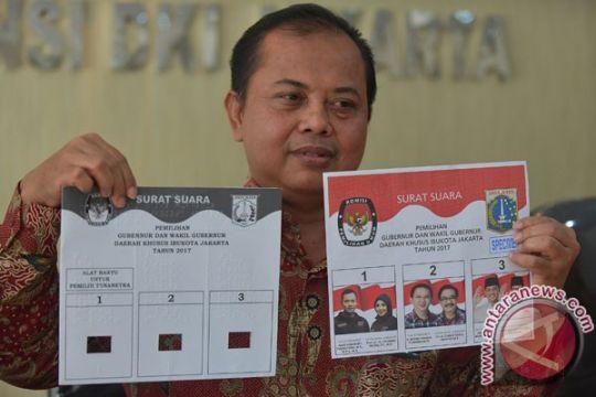 Pencetakan surat suara DKI Jakarta segera rampung