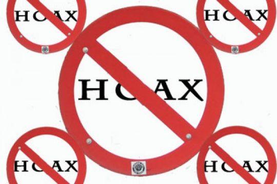 """Literasi Anti Hoax - """"Think before you click"""", mengembalikan kemanusiaan kita"""