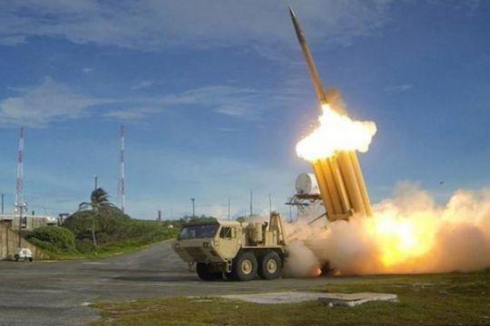 Anggaran pertahanan rudal AS naik 40%