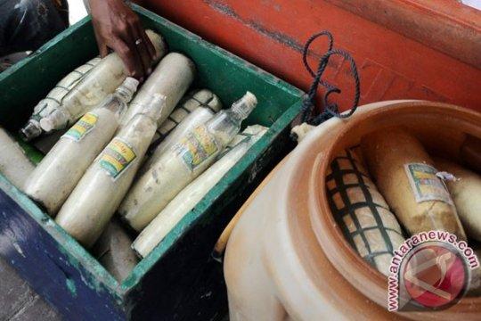 Polda Sumut tangkap nelayan gunakan bahan peledak