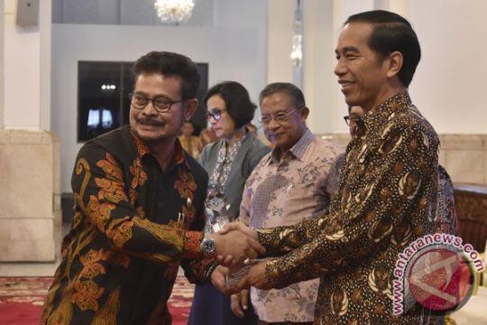 Gubernur Syahrul harap Presiden resmikan sejumlah proyek strategis