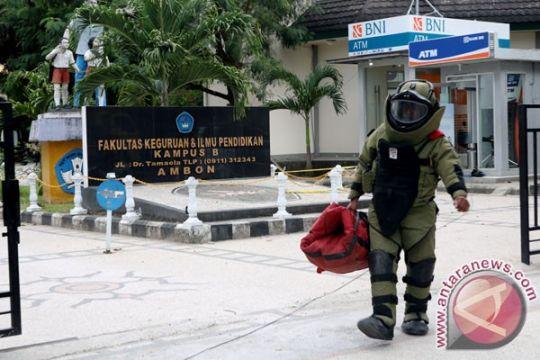 Tas mencurigakan di Gorontalo ternyata berisi pakaian