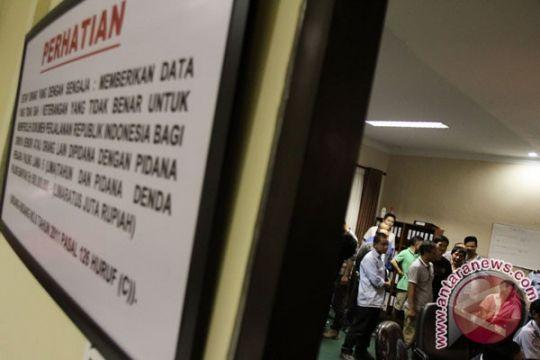 TKA ilegal stres jalani pemeriksaan Imigrasi Pekanbaru