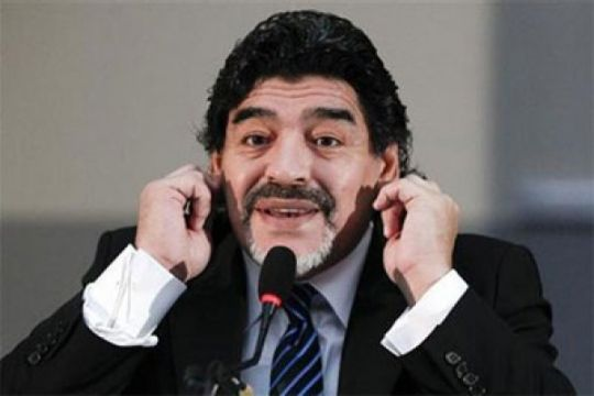 Maradona tentang Cristiano Ronaldo: andai dia orang Argentina