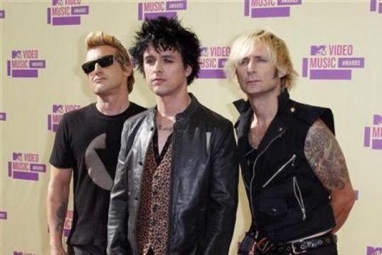 Green Day ungkap terlibat di pendaratan InSight di Mars