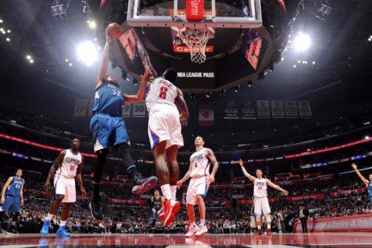 Klasemen NBA, Timberwolves perbaiki posisi