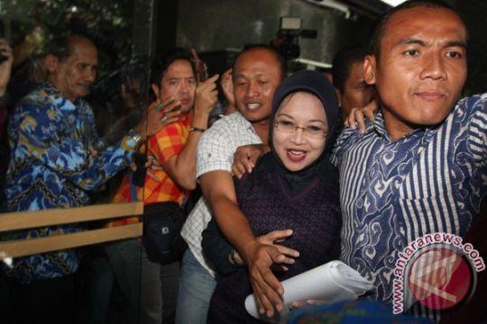 Sylviana Murni diperiksa polisi selama 7,5 jam