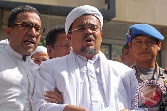 FPI: Habib Rizieq seperti tahanan rumah
