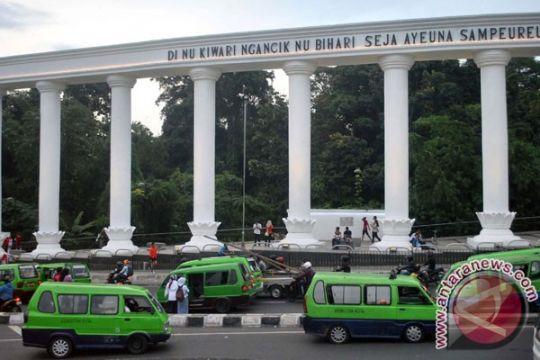 Lalu lintas Bogor ramai lancar saat libur Paskah