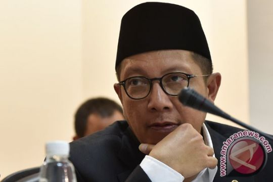 Menteri agama terkejut informasi lima fraksi DPR setujui LGBT