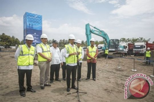 Proyek Bandara NYIA Kulon Progo dikebut