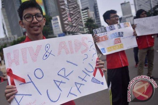 Jakarta targetkan bebas HIV-AIDS pada 2030