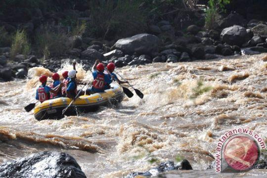 Kejuaraan arung jeram internasional siap digelar di Sungai Asahan