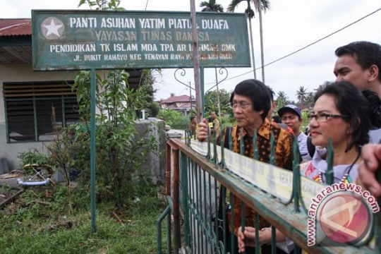 Polda Riau: tujuh balita Panti Asuhan Tunas Bangsa meninggal