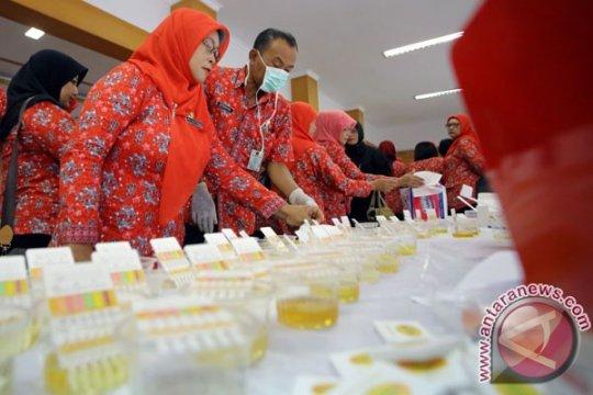 BNNP Sumbar tes urine ASN di Kabupaten Agam