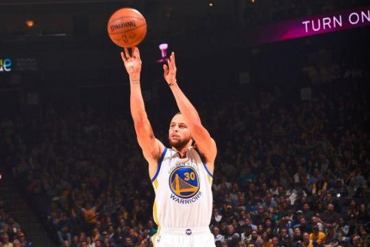 Stephen Curry dan DeRozan terpilih sebagai pemain terbaik Januari