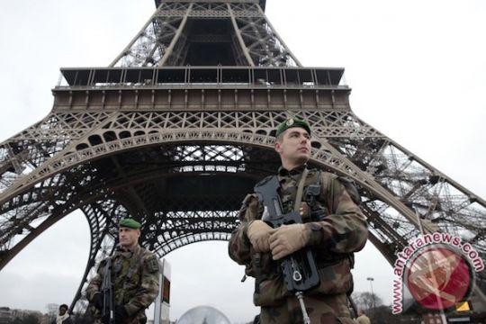 Prancis tangkap empat remaja putri terkait jihad di Suriah